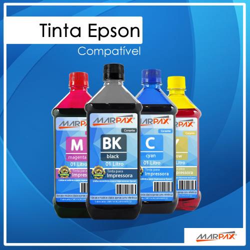 Tinta Epson Compatível Marpax