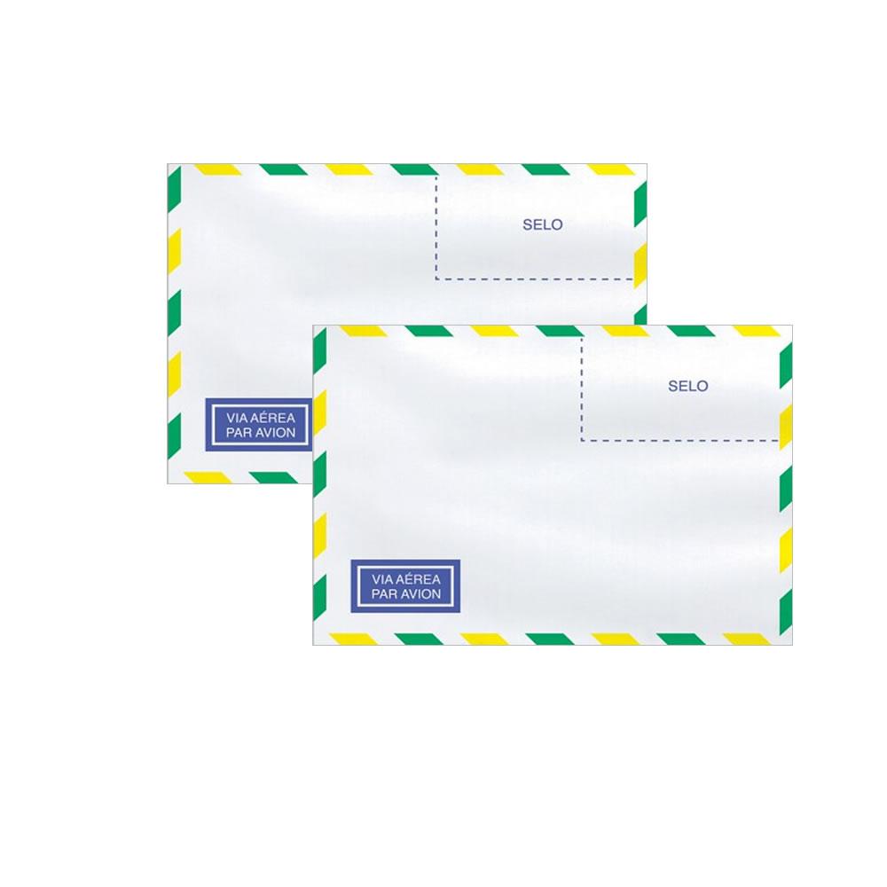 Envelope carta aéreo