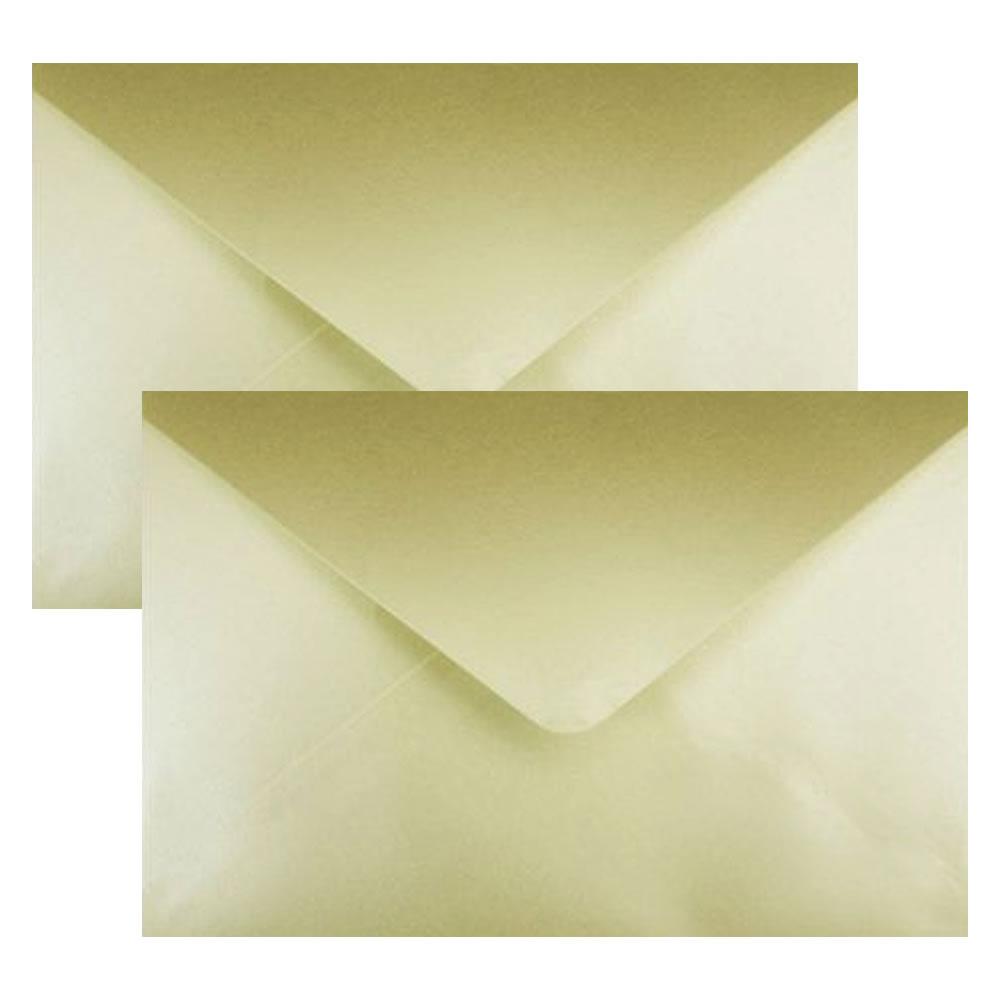 Envelope marfim