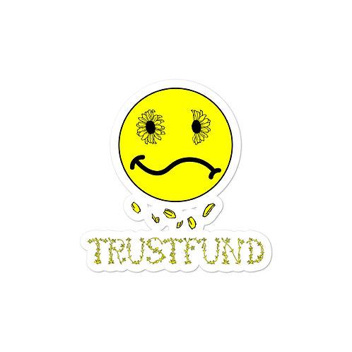 Rad But Sad Bubble-free stickers