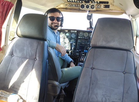 Real Life Commercial Pilot Experience when you Train with PANAIR