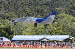 LCJ take off Shute harbour
