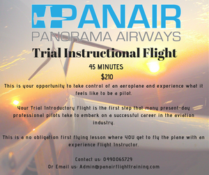 Trial Instructional Flights