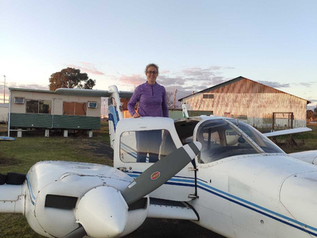 My Multi- Engine Training With PanAir - WAI Scholarship