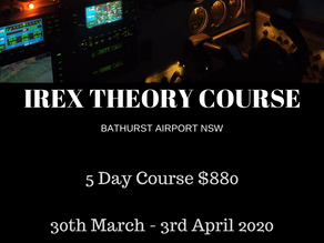 IREX THEORY COURSE 5 DAYS