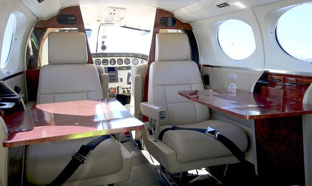 Cessna 414 Private Aircraft Charter Bathurst NSW Panorama Airways Panair Australia