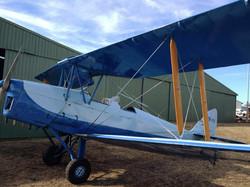 Vintage Tiger Moth Joy Flight NSW
