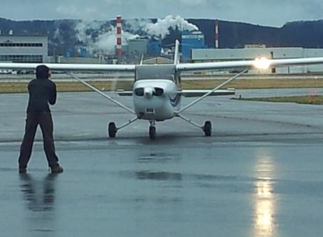 Ask An Engineer - Calibrating and Servicing an Aircraft Compass