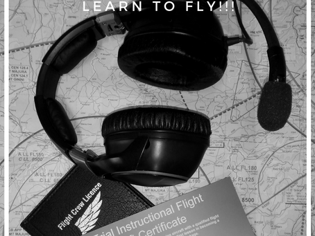 Christmas Gift Ideas! - Trail Instructional Flights only $231.00