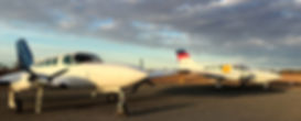 Heavy twin aircraft