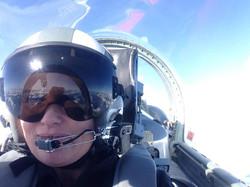 Lady Jet Pilot