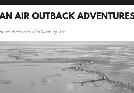 NOVEMBER 2019 Outback Tour - seats filling fast!