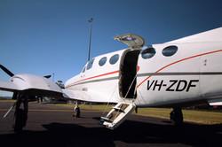 Business Jet Aircraft Charter NSW