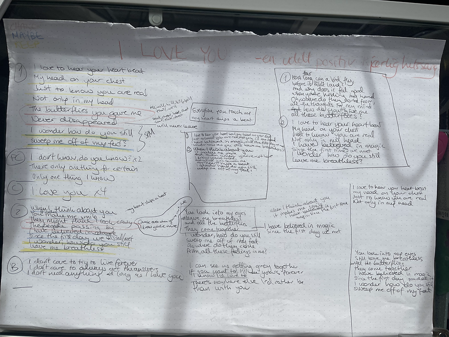 Lyric work sheet.heic
