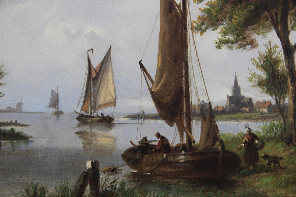 Paisagem de Verão sec XIX