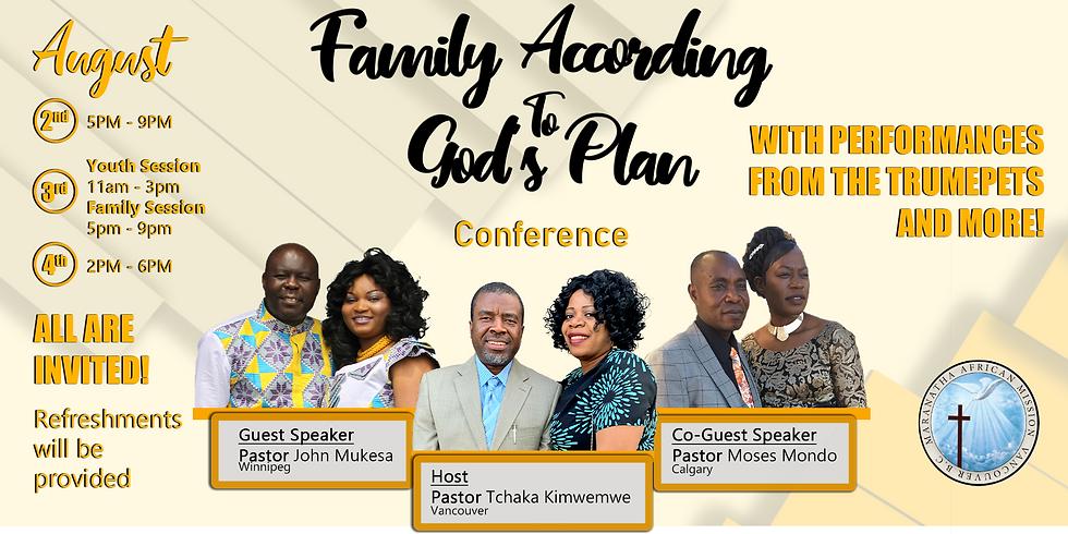 Family According To God's Plan