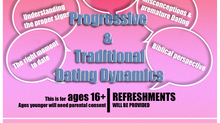 Progressive & Traditional Dating Dynamics