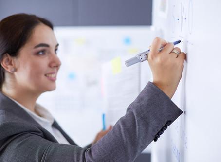 לוח מחיק למשרד לשימוש יעיל