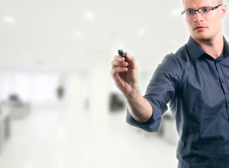 לוח מחיק זכוכית בכל משרד