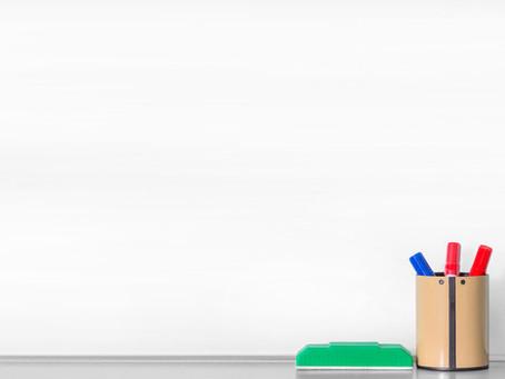 מתי צריך להחליף לוח מחיק למשרד?