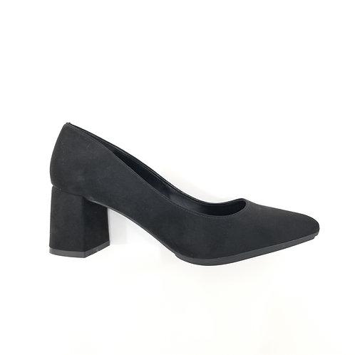 Zapato Salón Negro Daniela Vega
