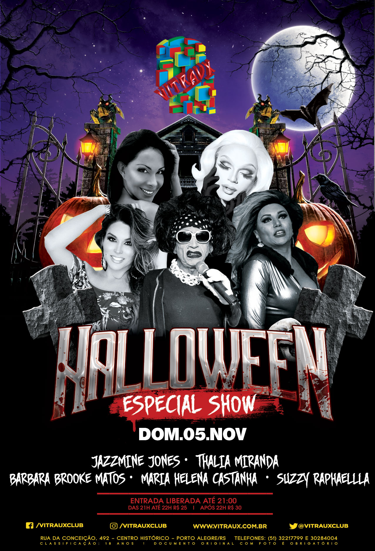 Sunday Mix + Halloween