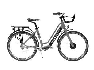Rupture de stock du vélo électrique classique et familial