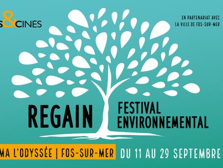 Regain, Festival environnemental de Fos-sur-Mer : samedi 18 septembre