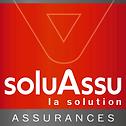 Logo assurance vélo électrique SoluAssu