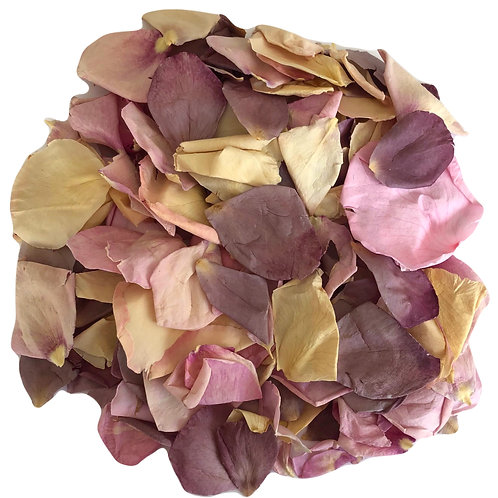 Dusty Pink Mix confetti petals