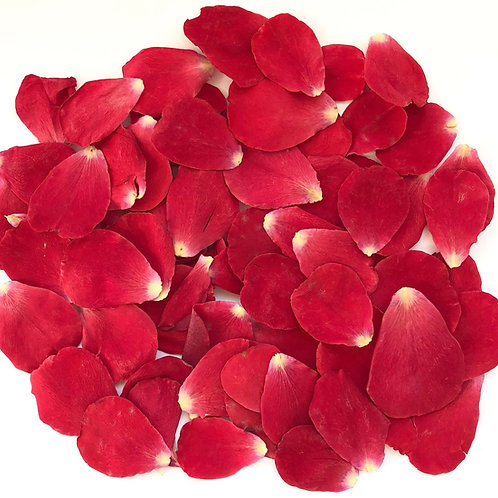 Imperial freeze-dried rose petals