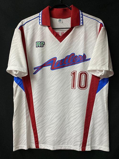 【1992/94】鹿島アントラーズ(CUP/A)/ Condition:A- / Size:O(日本規格)