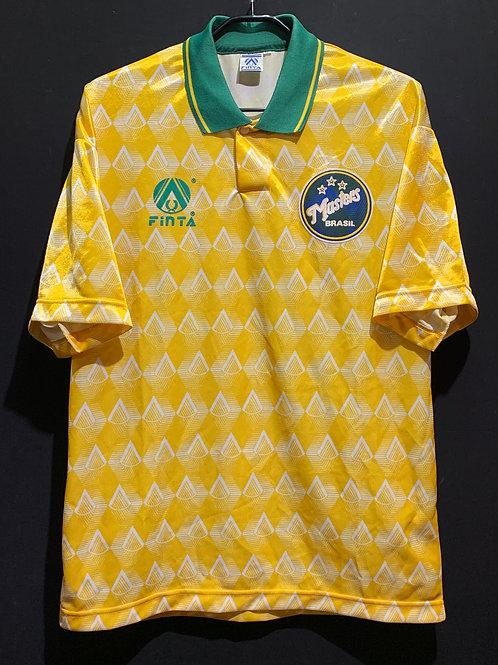 【1986】ブラジル代表 マスターズ(H)/ Condition:A- / Size:L