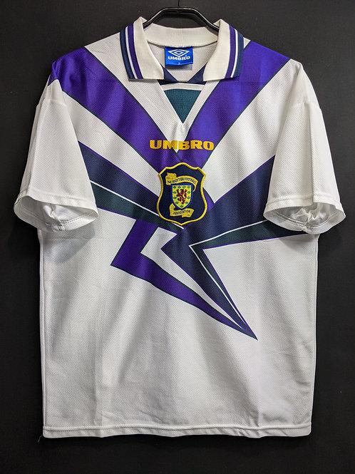 【1995/96】スコットランド代表(A)/ Condition:B+ / Size:M