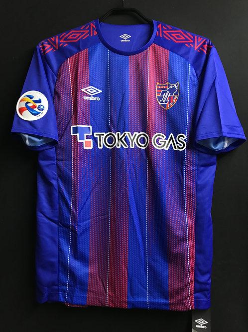 【2020】FC東京(ACL/Home)/ Condition:A / Size:O-XO(日本規格)