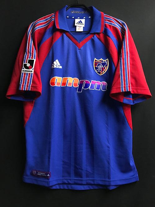 【2001】FC東京(H)/ Condition:A- / Size:O(日本規格)