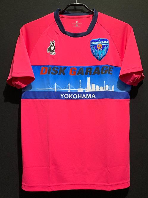 【2018】/ 横浜FC(TRM/GK)/ Condition:New / Size:L(日本規格)
