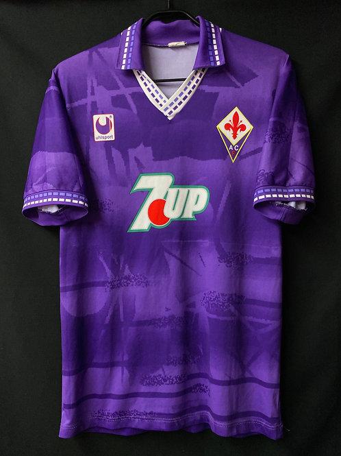 【1993/94】フィオレンティーナ(H)/ Condition:B+ / Size:L