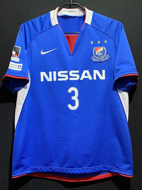【2008】横浜F・マリノス(H)/ Condition:B / Size:L