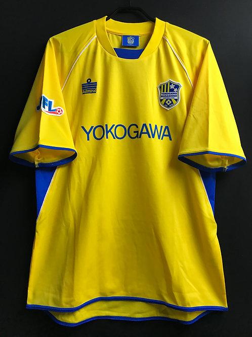【2006】横河武蔵野FC(A)/ Condition:A / Size:XO(日本規格)