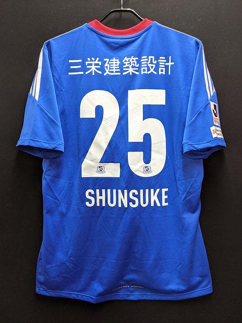 【2013】横浜F・マリノス(H)/ Condition:New / Size:2XO(日本規格) / オーセンティック