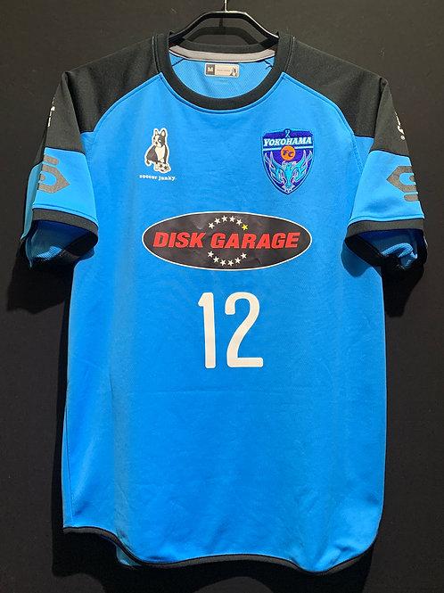 【2015】/ 横浜FC(TRM/H)/ Condition:A / Size:M(日本規格)
