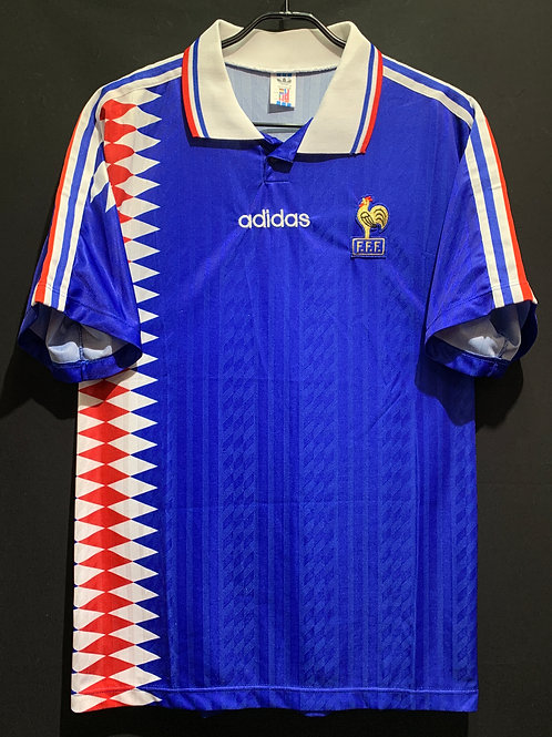 【1994/95】/ フランス代表(H)/ Condition:A- / Size:L