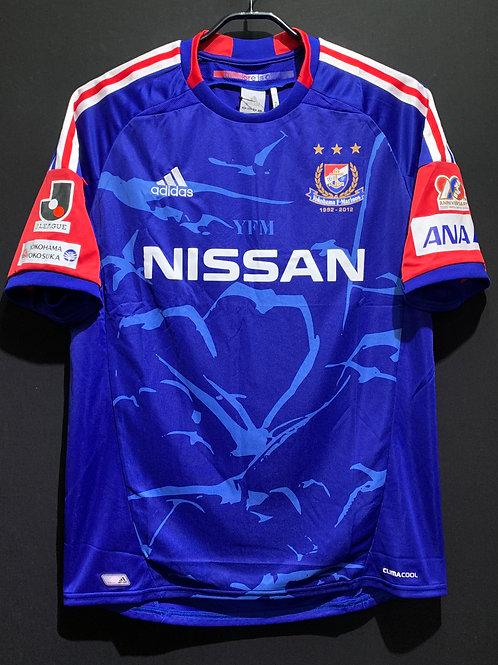 【2012】横浜F・マリノス(H)/ Condition:New / Size:L(日本規格)