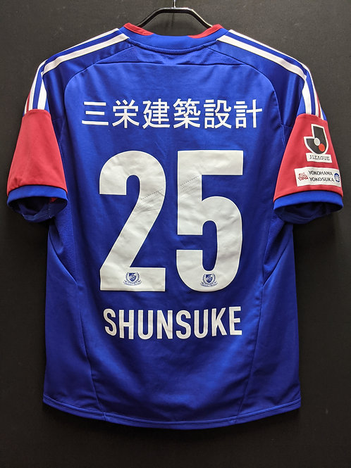 【2012】横浜F・マリノス(H) / Condition:B / Size:S(日本規格)