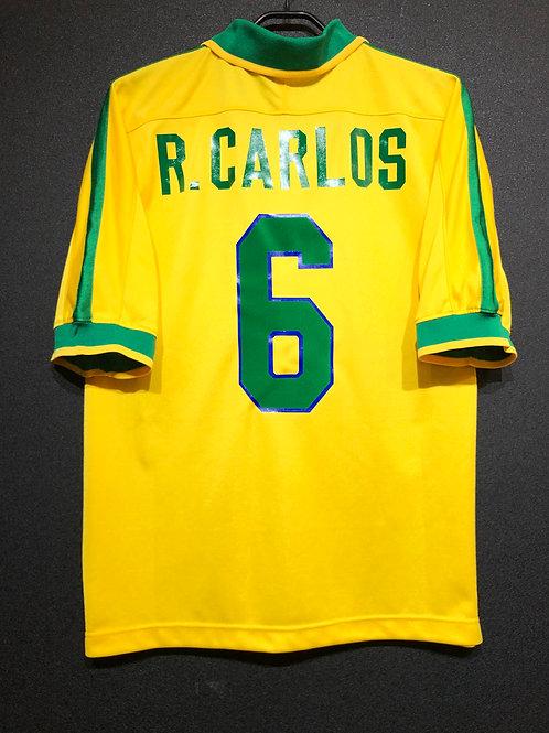 【1997】 / ブラジル代表(H)/ Condition:A- / Size:L