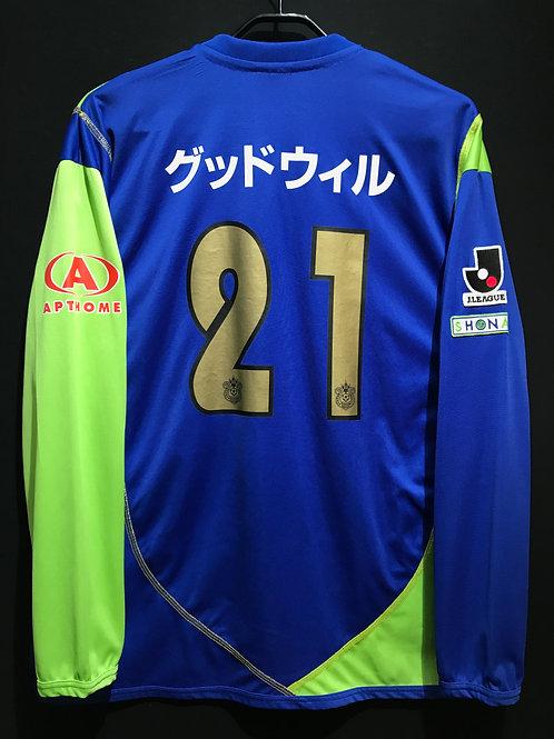 【2007】湘南ベルマーレ(H) / Condition:A- / Size:XL(日本規格)