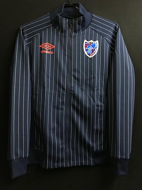 【2019】FC東京 アンセムジャケット/ Condition:A / Size:SS-S(日本規格)