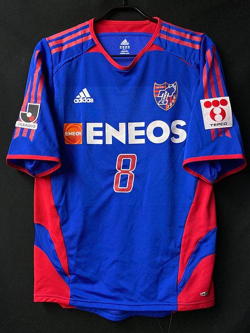 【2005/06】FC東京(H)/ Condition:New / Size:L(日本規格)/ オーセンティック