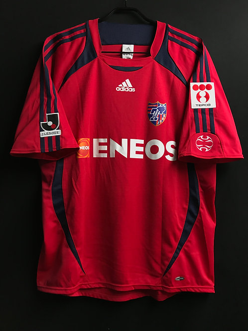【2006/07】FC東京(GK)/ Condition:New / Size:O(日本規格)